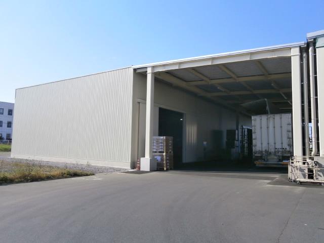 シーゲル第1工場(増築)