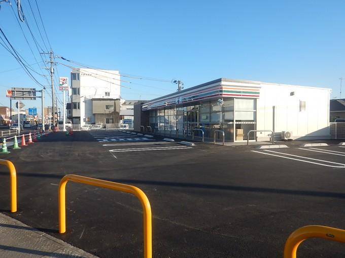 セブンイレブン豊田店