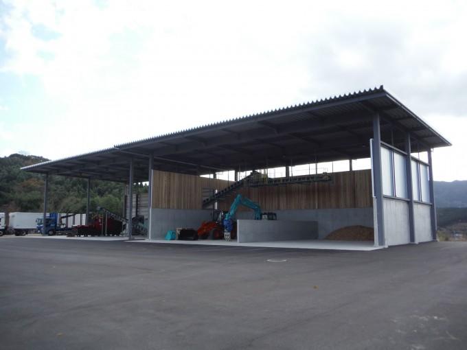 フォレスト 燃料保管棟1